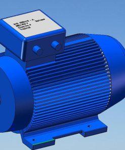 الکترو موتور ضد انفجار ومعمولی